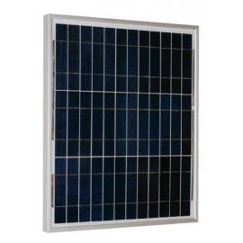 Panel Solar Policristalino 25W-17'4V-1'44A-520X446X30mm-2.4 kg