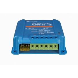 Regulador Solar VICTRON Blue Solar MPPT 75/15 12/24VDC 15A Max 75Voc LEDs