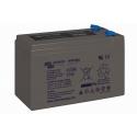 Batería AGM VICTRON de 12V 22Ah C20 400 ciclos 181x77x167mm 5'8 kg