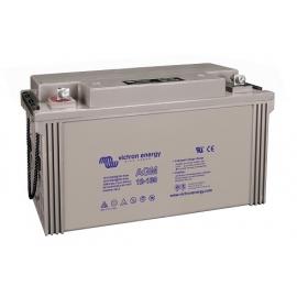 Batería AGM VICTRON de 12V 130Ah C20 400 ciclos 410x176x227mm 38 kg