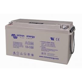 Batería AGM VICTRON de 12V 165Ah C20 400 ciclos 485x172x240mm 47 kg