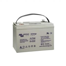 Batería AGM VICTRON de 6V 240Ah C20 400 ciclos 320x176x247mm 31 kg