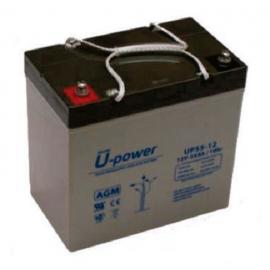 Batería AGM de 12V 70Ah C20 500 ciclos 355x167x179mm 20.6 kg