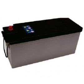 Batería AGM de 12V 165Ah C20 500 ciclos 513x189x220mm 42 kg