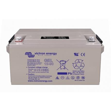 Batería GEL VICTRON de 12V 60Ah C20 600 ciclos 229x138x227mm 20 kg