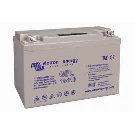 Batería GEL VICTRON de 12V 110Ah C20 400 ciclos 330x171x220mm 32 kg