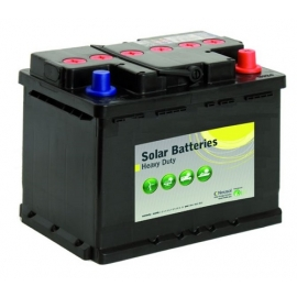 Batería Monoblock 12V 65Ah C100 242x175x190mm 15.9 kg