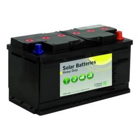 Batería Monoblock 12V 115Ah C100 305x175x227mm 24.6 kg