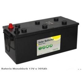 Batería Monoblock 12V 205Ah C100 513x223x223mm 48.5 kg