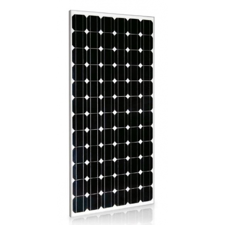 Panel Solar Monocristalino 195W-18.5V-10.6A-1580X808X40mm-16.0 kg