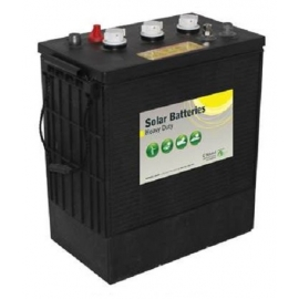 Batería Monoblock 6V 345Ah C100 301x180x286mm 34 kg