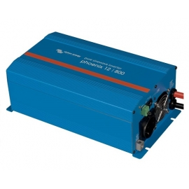 Inversor de Onda Senoidal Pura VICTRON Phoenix 800VA 12VDC-230VAC