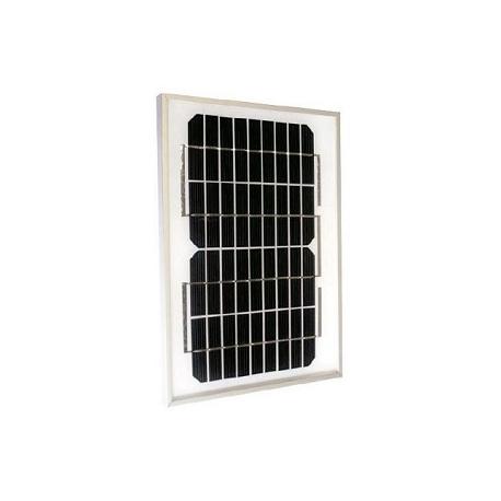 Panel Solar Policristalino 5W-17'6V-0'29A-200X290X30mm-1 kg