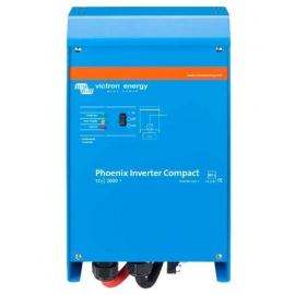 Inversor de Onda Senoidal Pura VICTRON Phoenix Compact 2000VA 12VDC-230VAC