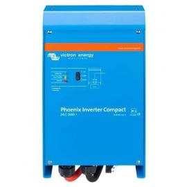 Inversor de Onda Senoidal Pura VICTRON Phoenix Compact 2000VA 24VDC-230VAC