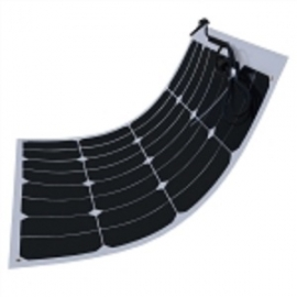 Panel Solar Flexible Monocristalino 50W-17.7V-2.8A-570X540X3mm-1.2 kg