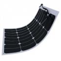 Panel Solar Flexible Monocristalino 50W-17.7V-2.8A-570X540X3mm-1.2 kg