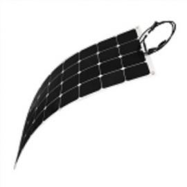 Panel Solar Flexible Monocristalino 100W-17.7V-5.7A-1060X540X3mm-2.0 kg