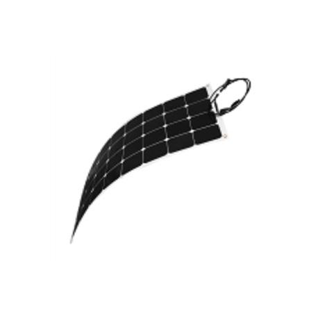 Panel Solar Flexible Monocristalino 100W-17.7V-5.70A-1060X540X3mm-2.0 kg