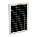 Panel Solar Policristalino 10W-17'4V-0'58A-417X234X30mm-1.2 kg